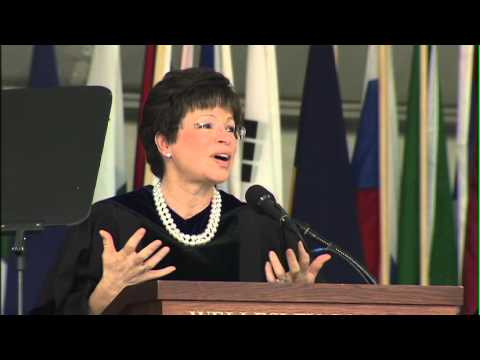 Valerie Jarrett's 2013 Commencement Address at Wellesley College