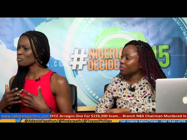 Regular Nigerians Haven't Done Enough For Chibok Girls-R. Evon Idahos