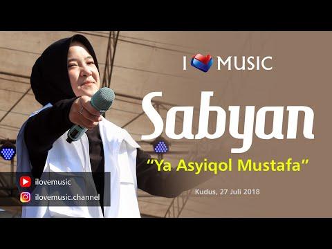 Sabyan - Ya Asyiqol Mustafa - Konser Kudus (Official ILoveMusic) Full HD