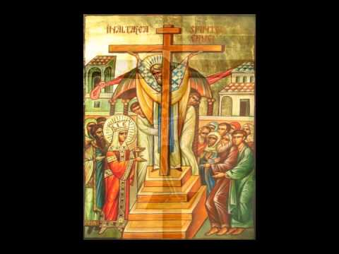 Manastirea Putna - Cantarile Sfintei Cruci