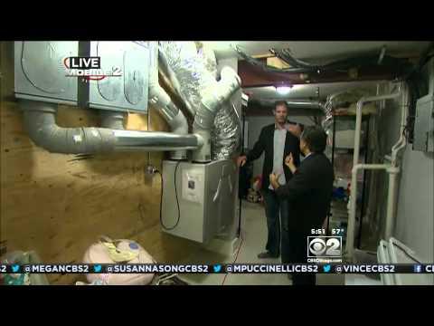 CBS Chicago News Featuring Evolutionary Home Builders