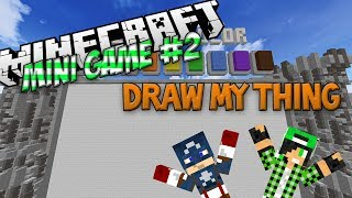 Minecraft: Minigame #2 - Draw My Thing - w/T0n1S74 | ITA