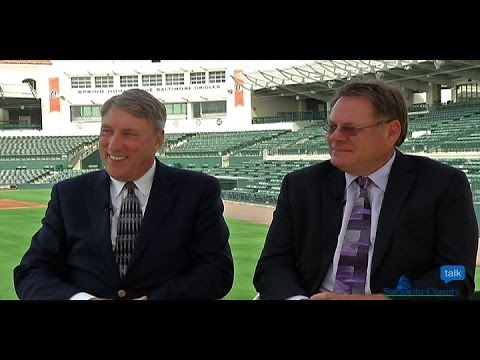 Sarasota County Government / 2014 County Talk Show - Sports Tourism Segment 3