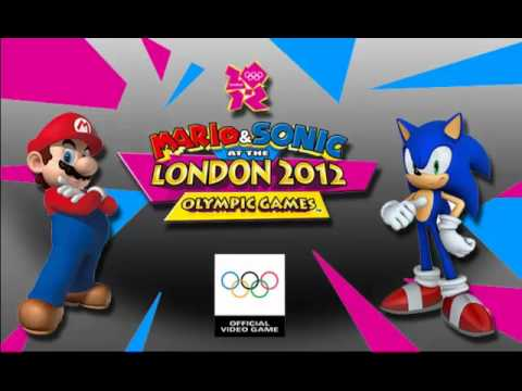 Mario & Sonic Olympic Games 2012 Music - Grand Metropolis