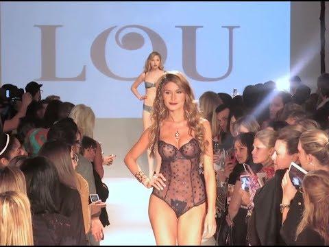 Lou Paris  - CURVExpo Lingerie Fashion Show, Feb 2014