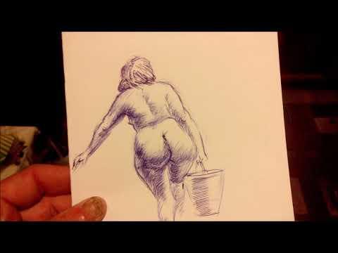 Голые  женщины