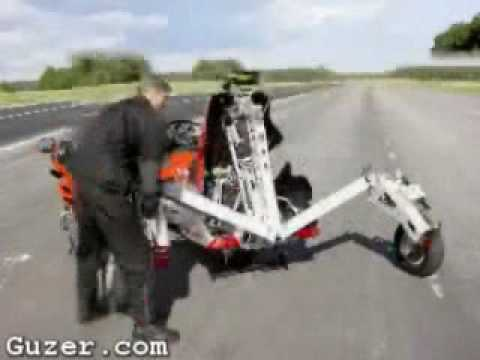 amazing Tow Truck Motorcycle