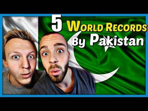 download lagu 5 Amazing Pakistani World Records  Robin And Jesper gratis
