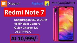 Redmi Note 7 : Price Specifications Release Date in INDIA