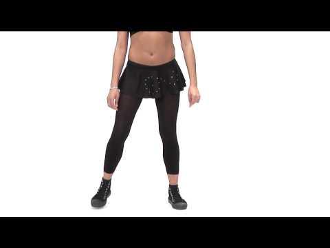 Lambada Paso Básico Mujer (6 11) - Academia De Baile video