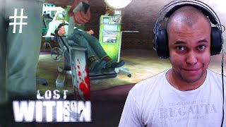 LOST WITHIN GAMEPLAY ANDROID ( O TERRÍVEL ENSINO SUPERIOR ) - PARTE 7