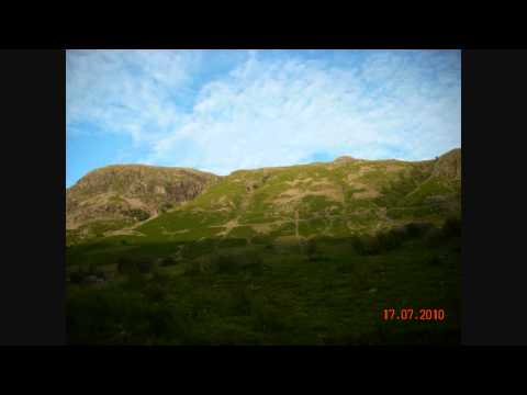 part 1 of 2 - SOTA LD001 Activation Scafell Pike 17th July 2010 - M0UKD