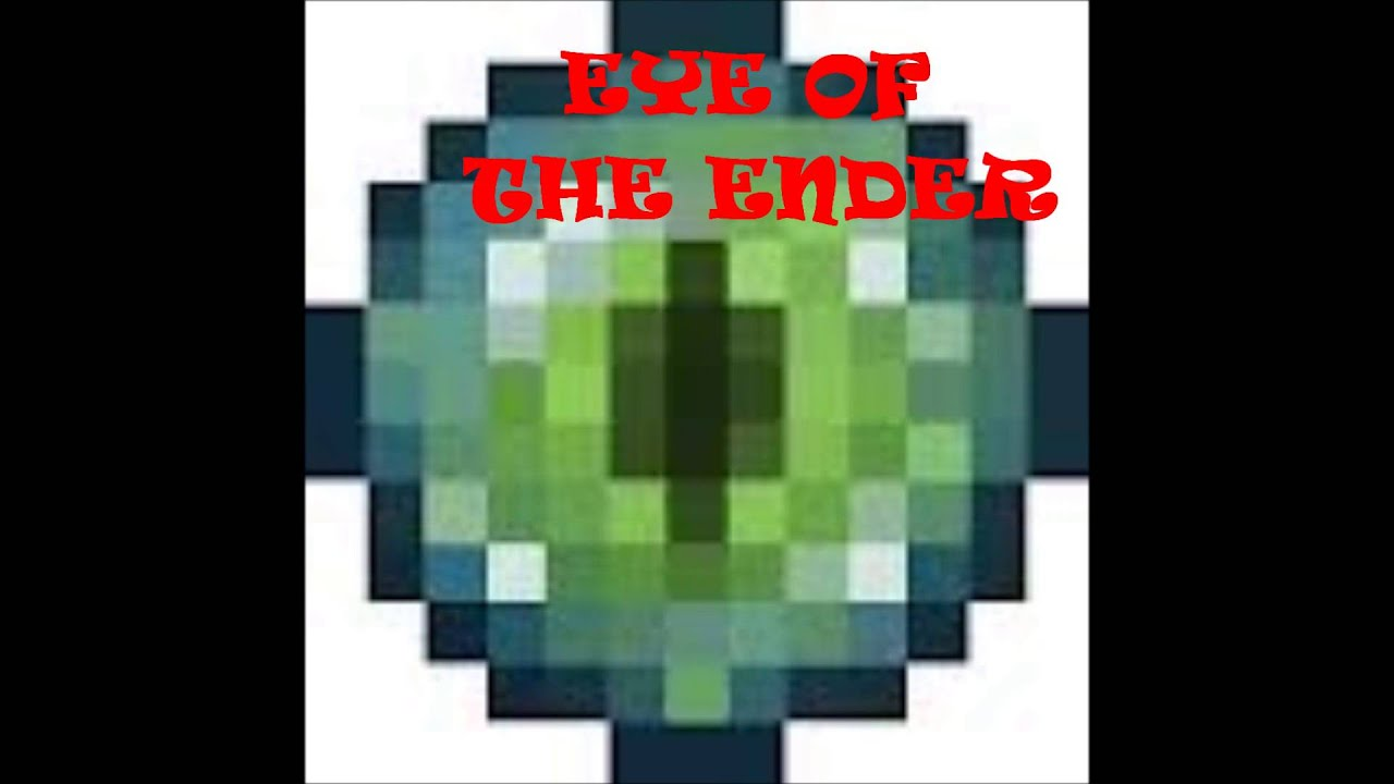 how to get an eye of ender in minecraft