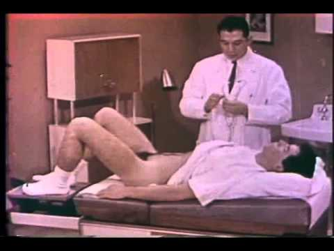 Male Urological Examination 1965 (part 2) video