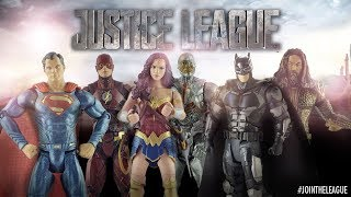 Watch the Justice League Super Heroes React to the