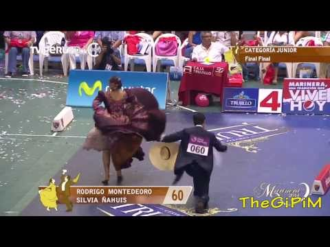 FINAL JUNIOR  2014 ( HD ) - 54 CONCURSO NACIONAL DE MARINERA 2014
