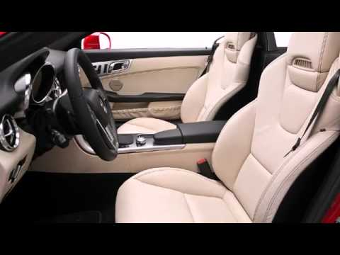 2012 Mercedes Benz  SLK Class Video