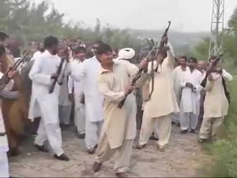 Pakistan Wedding Firing 17 Sep 2014