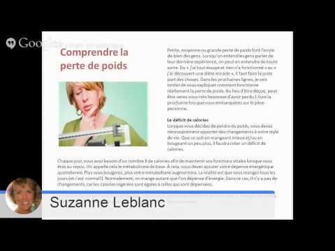 Perdre du poids avec Shaklee 180 - Suzanne Leblanc naturopathe