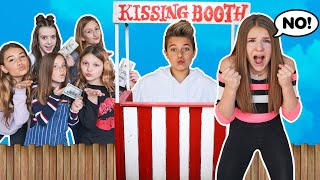 Who Can MAKE the MOST MONEY in 24 Hours Challenge **KISSING BOOTH PRANK**💋💋| Piper Rockelle