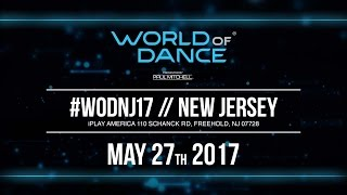 World of Dance New Jersey 2017 Promo   #WODNJ17