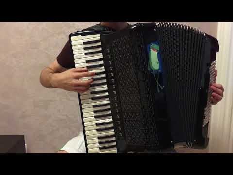 Bakemonogatari OP - Staple Stable | Accordion Cover