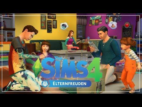 Wenn die Eltern sich nicht mehr kennen #02 Die Sims 4 Elternfreuden am wackeligen Huppel