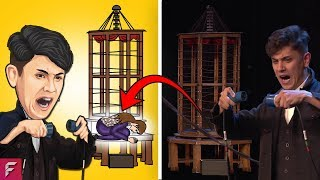 MOST FAMOUS Magic Tricks Finally Revealed | Dynamo | BGT