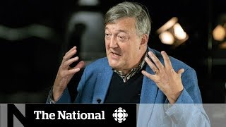 Stephen Fry on Trump, the monarchy and Canada