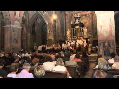 Grande Messa in Si minore, Kyrie - Scuola Corale della Cattedrale di Lugano