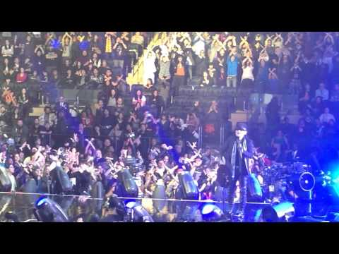 X Japan x Live Madison Square Garden New York 10 11 14 video