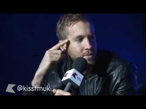Calvin Harris talks 'Motion' | KISS FM (UK)