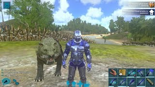 How To Tame A Sabertooth | Ark Mobile | Slippery - ASE