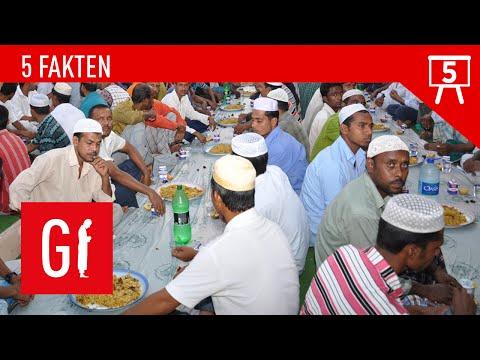 GI5 - Fünf Fakten zum Ramadan