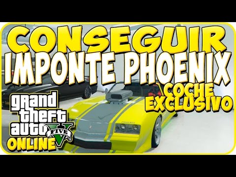 Gta 5 Online - Conseguir Imponte Phoenix Coche Raro - Truco Gta 5 Online