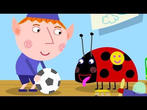 Маленькое королевство Бена и Холли ⚽ Специально к чемпионату России по футболу | #Мультики