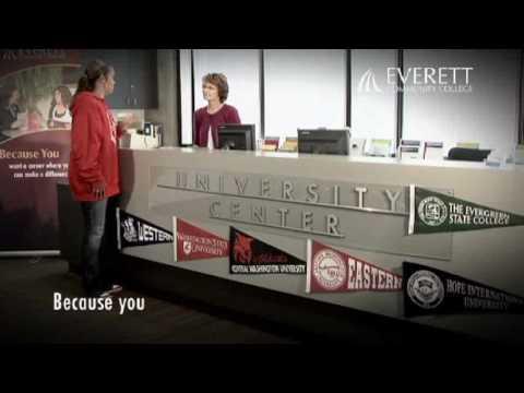 EvCC 2009 -- Everett Community College + University Center
