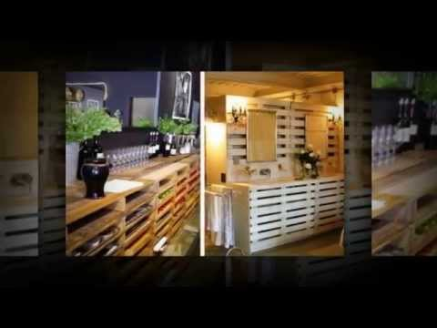 diy m bel aus europaletten 101 bastelideen f r holzpaletten youtube. Black Bedroom Furniture Sets. Home Design Ideas