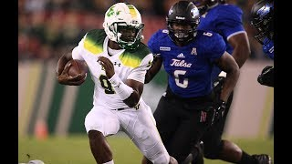 Football Highlights - USF 27, Tulsa 20