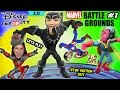 FGTEEV MARVEL BATTLEGROUNDS #1 - 4 Player Disney Infinity 3.0 Family Gameplay w/ Stop Motion Skit