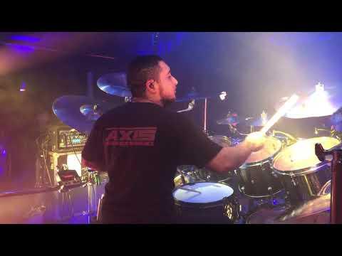 """Trivium - """"Throes of Perdition"""" - Nosturi Helsinki (Alex Bent Drum Cam) thumbnail"""