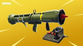 FORTNITE *NEW* GUIDED MISSILE IN A NUTSHELL