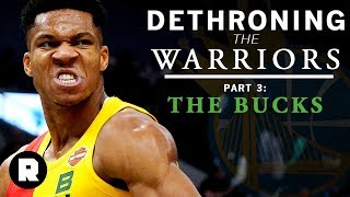 Can Giannis Antetokounmpo Carry the Bucks to the Finals? | Dethroning the Warriors | The Ringer