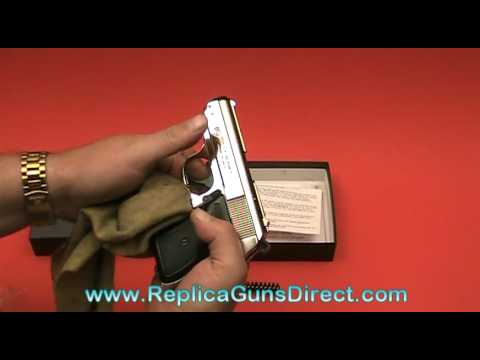 Disassembly Walther Ppk Walther Ppk Blank Firing Gun