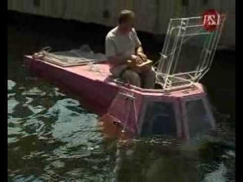 Частные подводные лодки начали строить в России