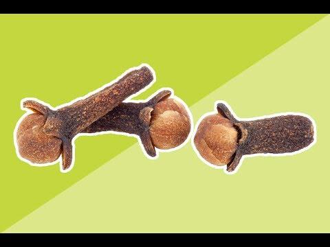 Зачем жевать СУШЁНУЮ ГВОЗДИКУ? Лечебные свойства гвоздики впечатляют!