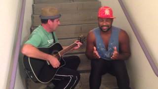 Latch ( Sam Smith cover featuring David T. Morris )