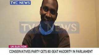 Sam Phatey speaks on UK Election