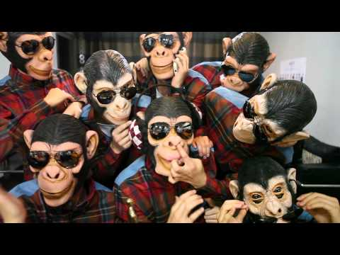 ZE:A[] The Lazy Song Fun monkey Ver.