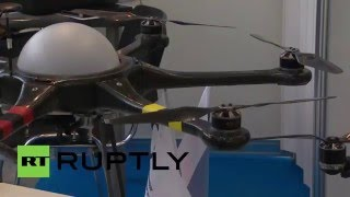 Russia: This military multicopter drone fires MISSILES